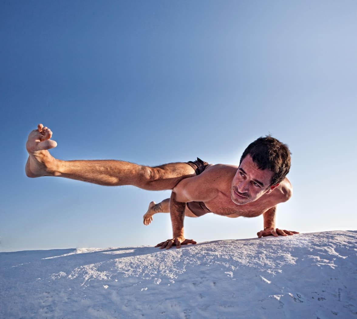 Konstantinos Charantiniotis Yoga